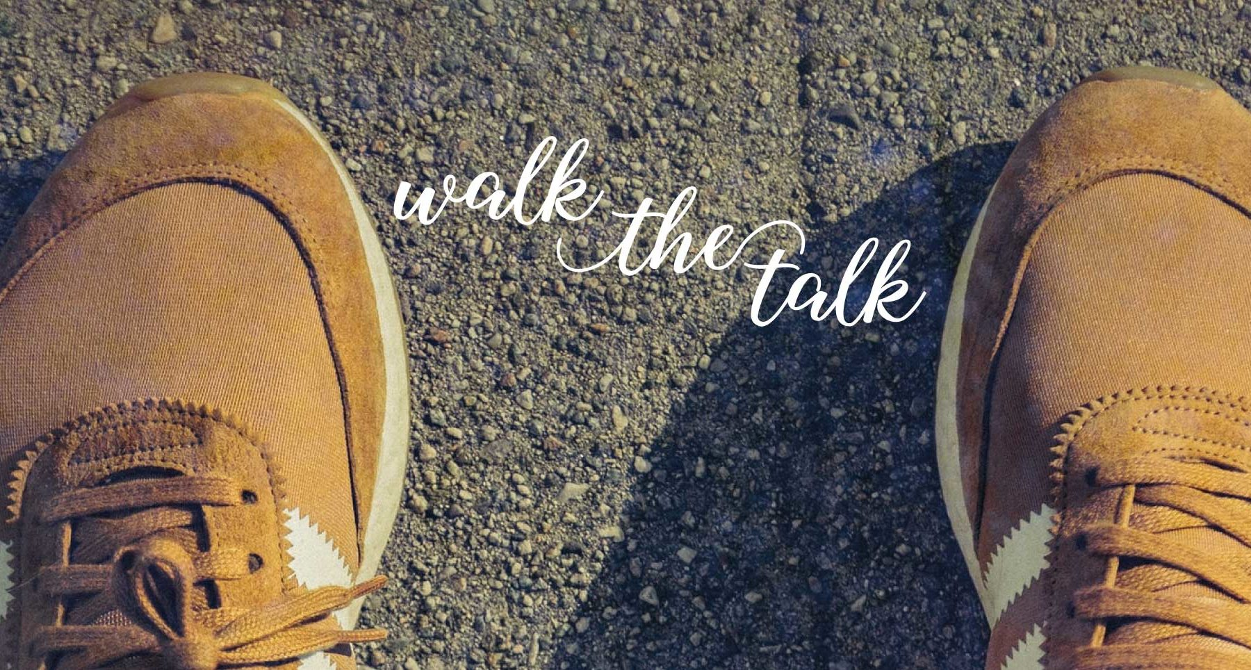 Walk the Talk Schuhe Strasse Active Minded